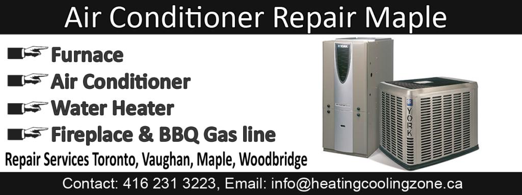 Air Conditioner Repair Maple