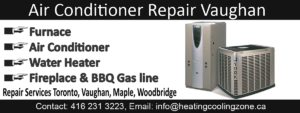 air conditioner repair vaughan