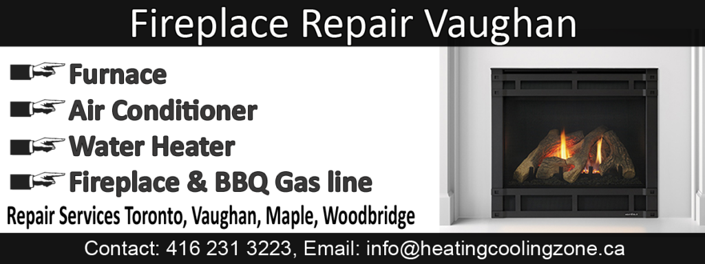 Fireplace Repair Vaughan