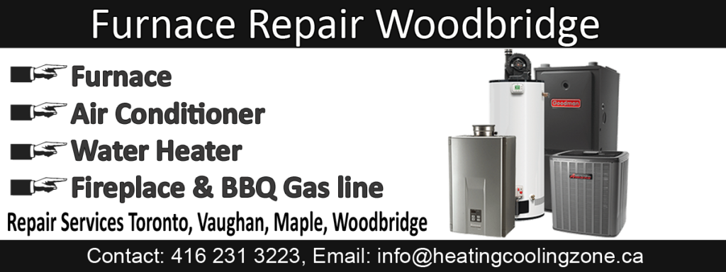 furnace repair woodbridge