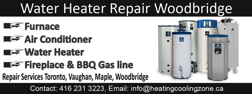 Water Heater Repair Woodbridge